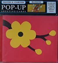Blossom: Pop-up Greeting Cards (pack of 8 with envelopes) by David A. Carter (2011-03-07)