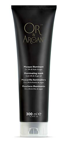 OR & ARGAN Masque Illuminant - 300 mL - NUWEE Cosmetics