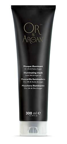 OR & ARGAN Masque Illuminant - 300 mL - NUWEE Cosmetics