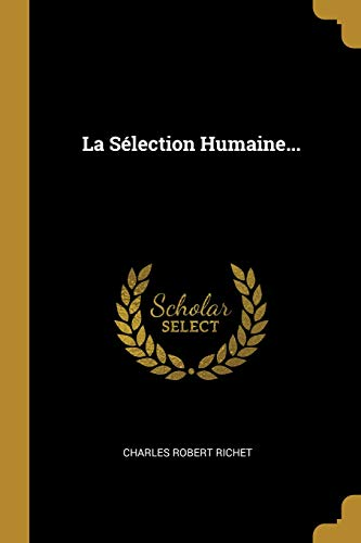 FRE-SELECTION HUMAINE