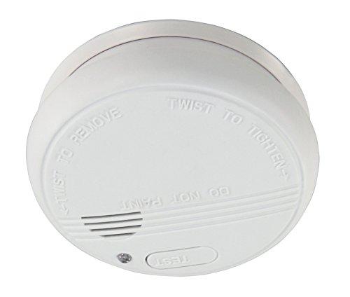 MC POWER - Rauchmelder | KD-133A | nach DIN EN14604 | einfacher Brandschutz für Haushalt, Wohnzimmer, Schlafzimmer, Flure und Fluchtwege