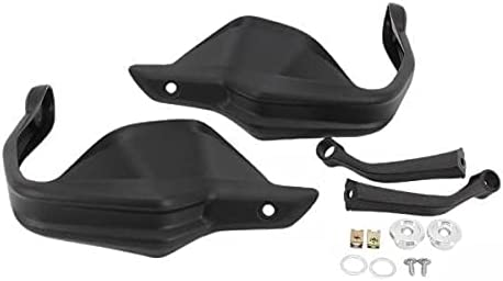 MagiDeal 2xMotorcycle Handguard Protector Wind Cold D Dealing Arlington Mall full price reduction Windshield