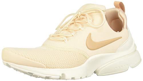 Nike Wmns Presto Fly, Scarpe da Ginnastica Basse Donna, Multicolore (Guava Ice/Bio Beige/Summit White 001), 41 EU