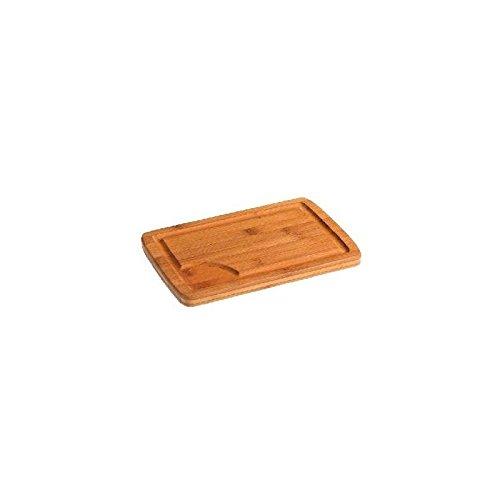DM CREATION 00085 Léna Planche à Découper Petit Modèle Bambou 30 x 20 x 2 cm