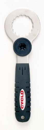 Cyclo-Tools Shimano Hollowtech II BTM Innenlager Werkzeug,06399
