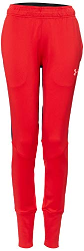 Under Armour Select Warm Up Pantalon Hommes, Red, XLT