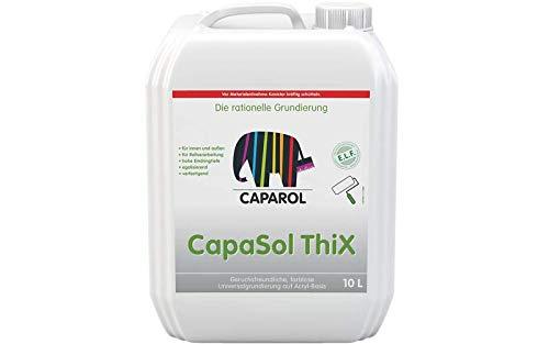 Caparol Capasol ThiX Acryl-Basis Grundierung Tiefengrund Grundiermittel 10 L