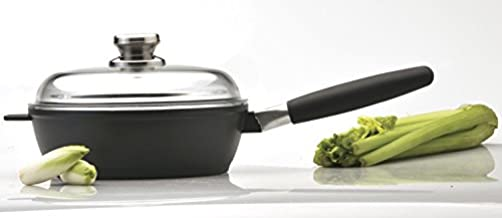 """EuroCAST by BergHOFF 10"""" Saute Pan with Lid 