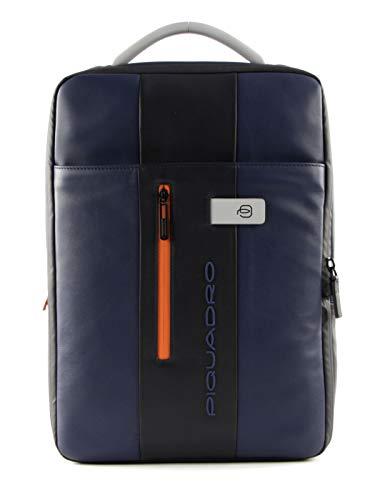 Piquadro Urban Rucksack Leder 43 cm Laptopfach