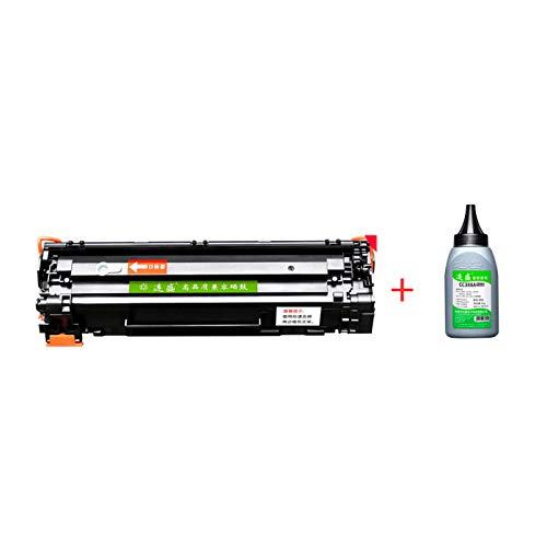 Adecuado para HP HP85A Cartucho de tóner CE285A CB435A Cartucho M1132 P1102W M1212NF M1214NFH 1217 M1130 435A Impresora P1005 P1006 6000/page