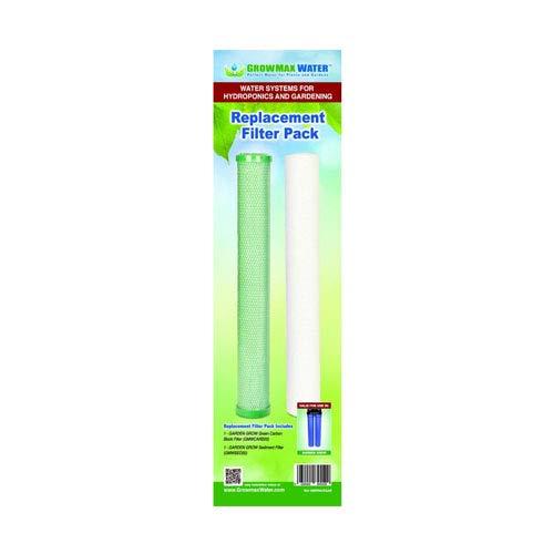 Pack de Filtros de recambio GrowMax Water Garden Grow (480 L/h)