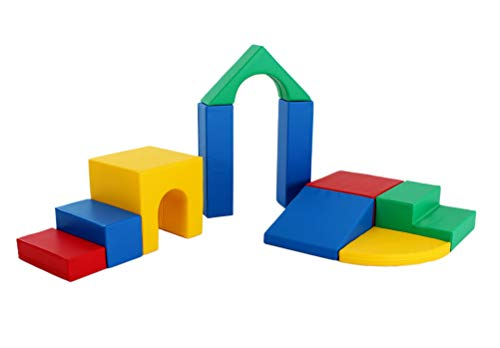 Learn More About Soft Play Forms, Soft Play Equipment for Building, Sorting, Climbing - 10 Forms