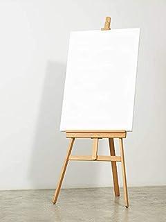 Amazinggirl Caballete Pintura niños - Caballete plegeable tripode Pintura Pino De Tres Patas Regulable en Altura 180 cm