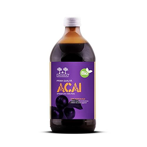 Salugea Succo di Acai Bio - 500 ml