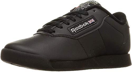 Reebok Princess, Zapatillas Mujer, Negro (Intense Black), 36 EU