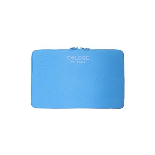Tucano Colore Second Skin Custodia in Neoprene per Tablet 9' e 10.5' (Blu)