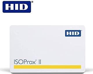HID 1386LGGMN 1386 ISOProx II Cards (Pack of 100)