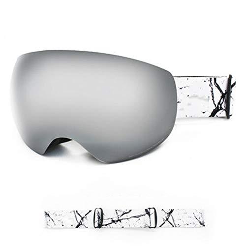 Winter Im Freien Anti-Fog Doppel-Objektiv Skibrille Windsicher Staub Snowboardbrillen Paar Snowboard Brillen