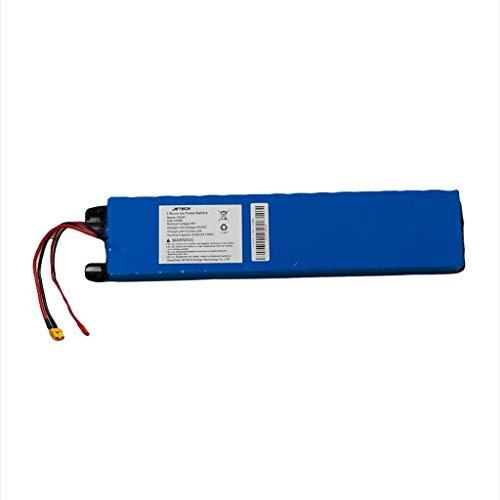 Fp-Tech Recambioss Scooter Motor Centralita Eléctrica Cubierta Cámara de Aire Batería Freno Display FP-A11-250W (1. Batería 6,6 Ah 36 V)