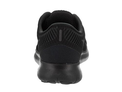 Nike Free RN CMTR Men's Running Shoes All Black Workout Jogging (10 D(M) US)