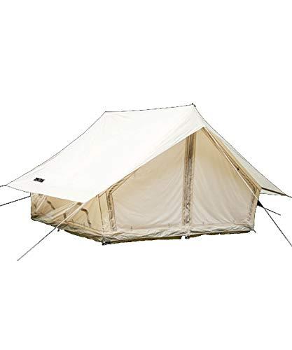NEUTRAL OUTDOOR(ニュートラルアウトドア) 2ポール ロッジテント NT-TE10 LGテント 4.0 3〜6人用 収納袋付...