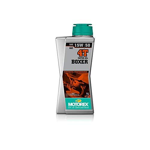 Motorolie Motorex Boxer 4t 15w50 100% synthetisch 10 x 1 l