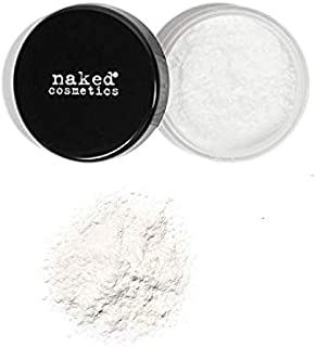 Naked Cosmetics HD FINISHING/SETTING Translucent Powder. Weight: .35oz/10g