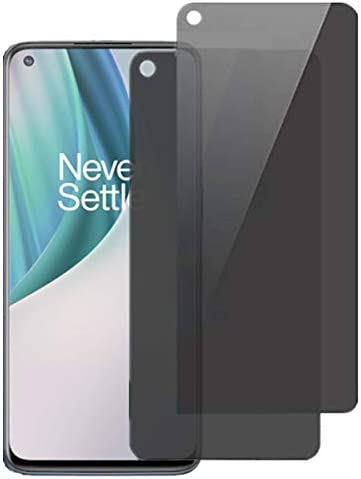 Privacy Screen Protector for OnePlus Nord N10 5G 2PACK Ultra Thin Anti spy Anti peep Screen product image