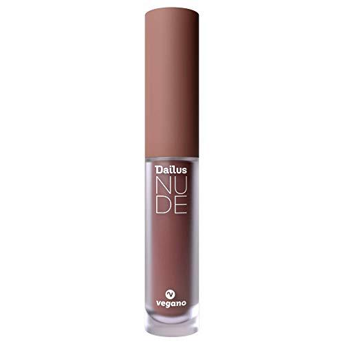 Batom Liquido-08 Minha Melhor Versao Nude, Dailus