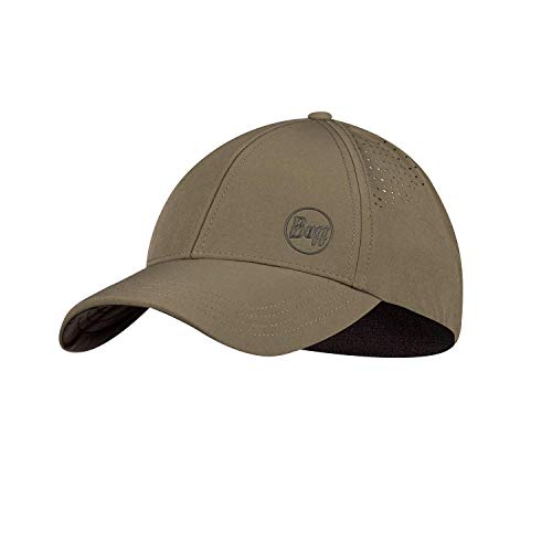 Buff cap, Cappello Trek Unisex Adulto, Marrone, S/M