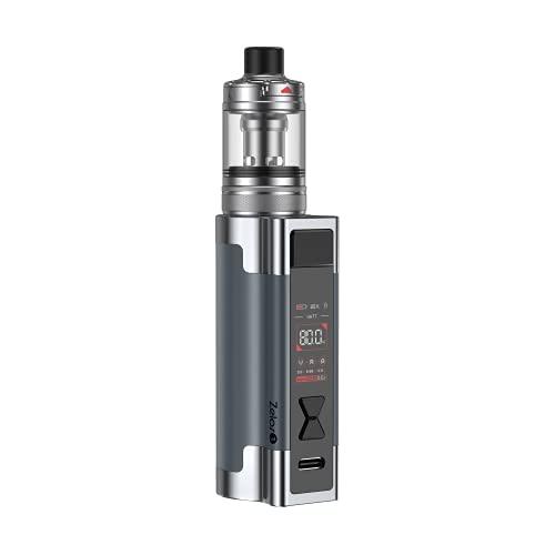 Aspire Zelos 3 Nautilus Kit, 3200 mAh, 4,0 ml, 24 mm, Farbe gunmetal, ohne liquid und somit ohne nikotin, 200 g