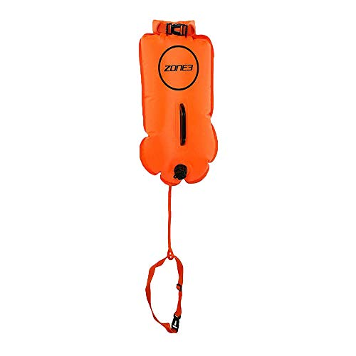 ZONE3 - Neon Swimming Dry Bag Buoy,...