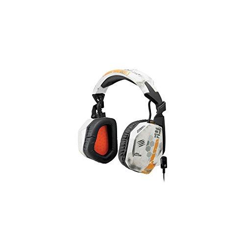 Mad Catz F.R.E.Q.4D Headset, Titanfall Design