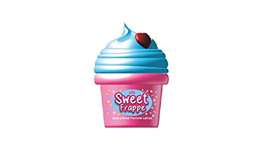 芝生元の子供っぽいSweet frappe Dance body & hand Perfume Lotion 30 ml