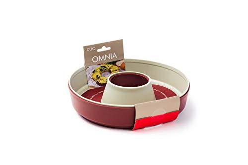 Omnia silikonform Duo