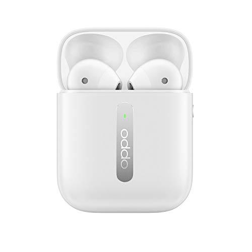 Bezprzewodowe białe słuchawki OPPO Enco Free True