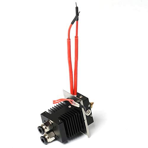 GIANTARM 3D Drucker zubeh?r Mix-Color Extruder 2 in 1 out Hotend f¨¹r A10M A20M M201, Hotend Kit f¨¹r 0,4 mm, 1,75 mm.¡