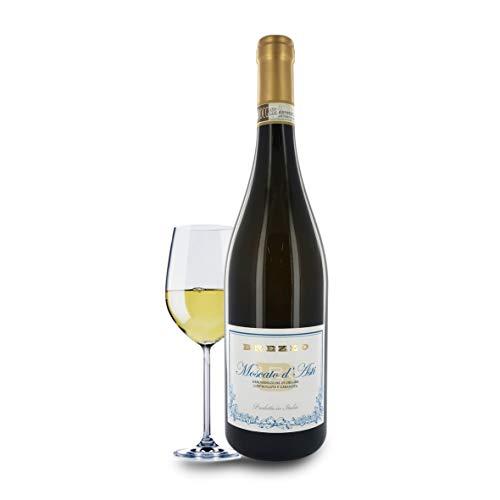 Vino Dulce Italiano: Moscato d'Asti D.O.C.G - Botella de 75 cl