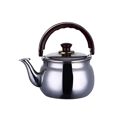 Buy Bargain Beautiful and practical Kettle 304 stainless steel sound pot kettle home gas universal i...