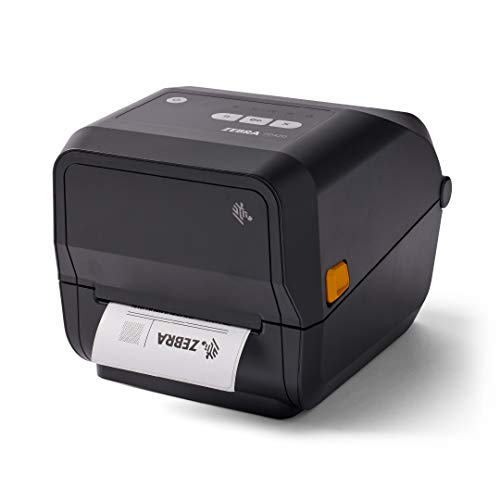 Zebra ZD420t Thermal Transfer Desktop Printer 203 dpi Print Width 4 in USB ZD42042-T01000EZ