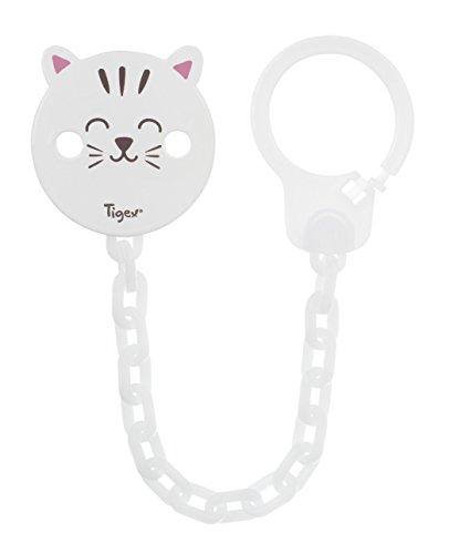 Tigex – Cinta Atachupete Soft Touch Gato Blanco