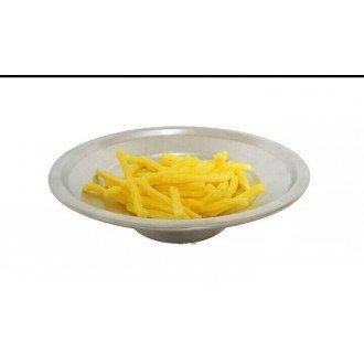 Abtropfsieb für frittierte Speisen 29cm Servierplatte