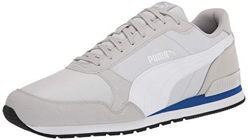 PUMA ST Runner V2, Deportivas. Unisex Adulto, Whisper White Lapis-Zapatillas de Deporte, 44/46 EU