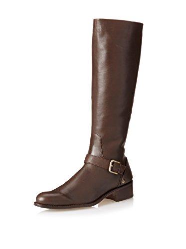 Delman Women's Soar Boot, Brown Cow, 9.5 M US