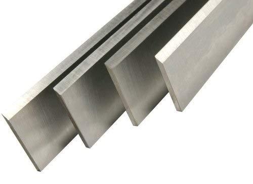 2 Stück 260x20x3 mm HSS 18% Wolfram Hobelmesser Hoch Qualität.