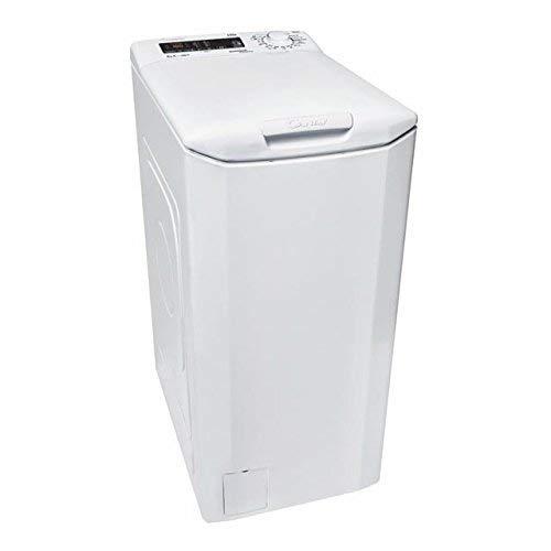 Candy CVST G382DM-S Libera installazione Caricamento dall alto 8kg 1200Giri min A+++ Bianco lavatrice, Senza installazione