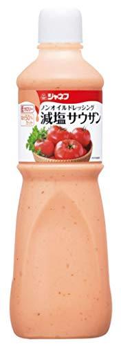 キユーピー『ジャネフ ノンオイルドレッシング 減塩サウザン』