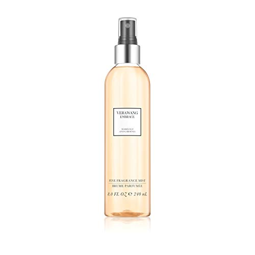 Price comparison product image Vera Wang Embrace Body Mist for Women Marigold and Gardenia Scent,  8 Ounce Body Mist Spray Dreamy Floral and Warm Fragrance