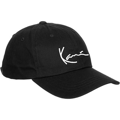 Karl Kani Herren Snapback Caps Signature schwarz Verstellbar