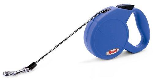 Karlie flexi Hundeleine Classic Basic Mini, bis 8 kg, blau